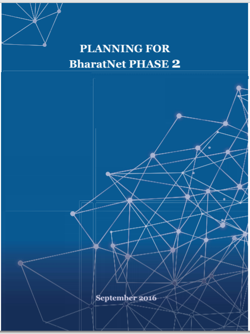 Planning for BharatNet Phase 2